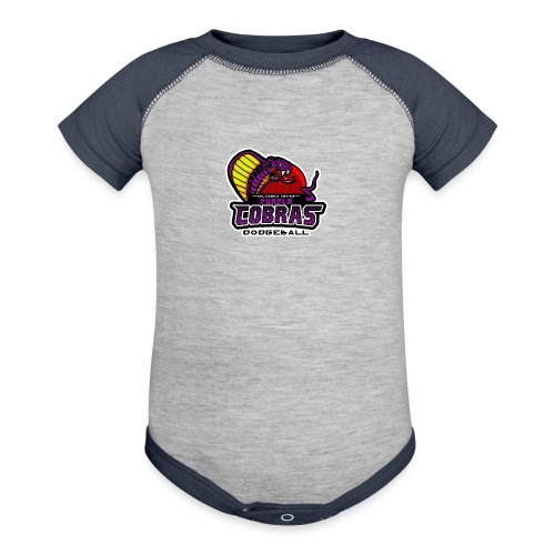 globo gym costume - Baseball Baby Bodysuit