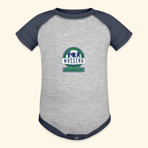 Massena CitP - Baseball Baby Bodysuit