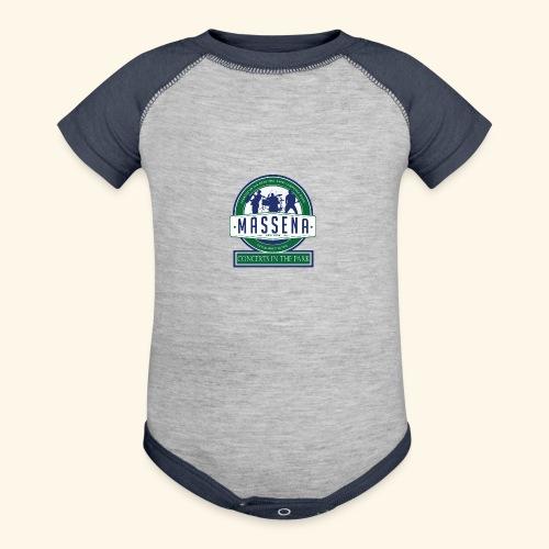 Massena CitP - Contrast Baby Bodysuit