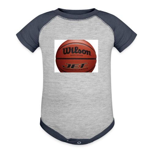D7D3DA8A 99F8 4686 910E DF6179D3929F - Baseball Baby Bodysuit
