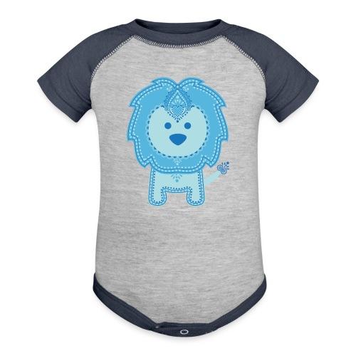 Baby Lion - Baseball Baby Bodysuit