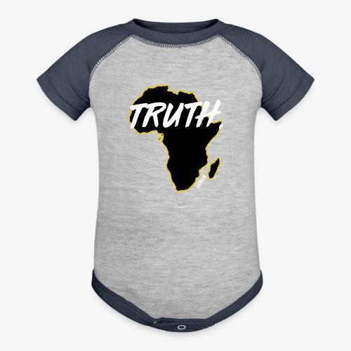 Truth - Baseball Baby Bodysuit