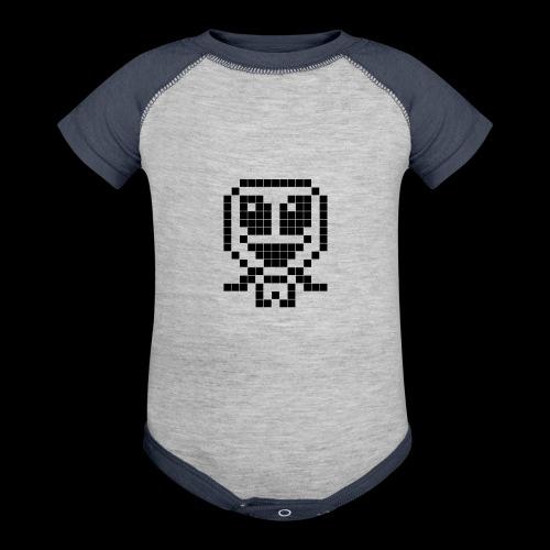 alienshirt - Baseball Baby Bodysuit