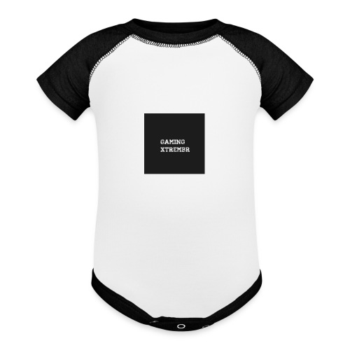 Gaming XtremBr shirt and acesories - Contrast Baby Bodysuit