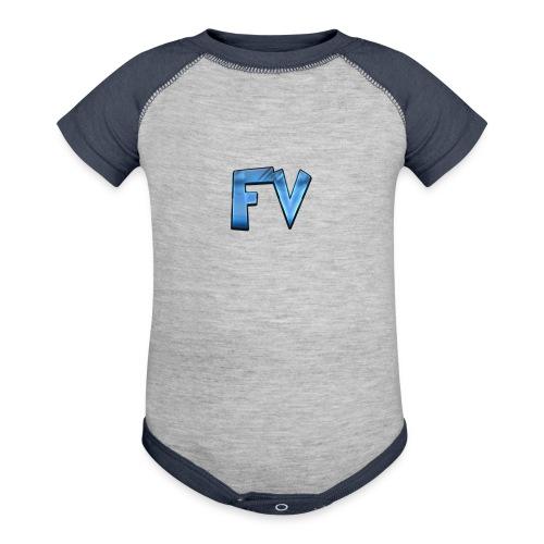 FV - Baseball Baby Bodysuit