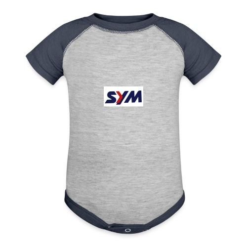download_-7- - Baseball Baby Bodysuit