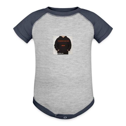 SHIRT - Contrast Baby Bodysuit