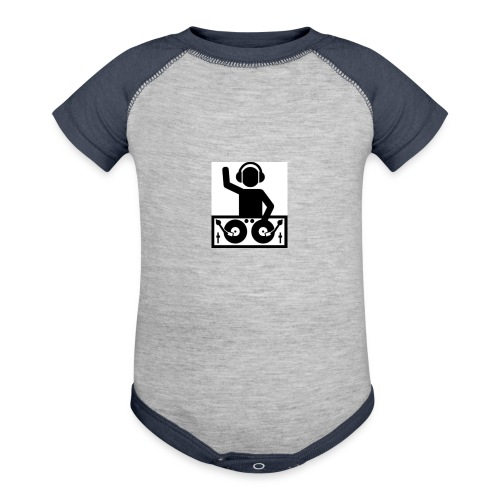 f50a7cd04a3f00e4320580894183a0b7 - Contrast Baby Bodysuit