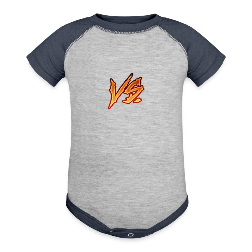 VS LBV merch - Contrast Baby Bodysuit