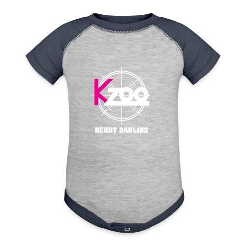 KDD Classic - Baseball Baby Bodysuit