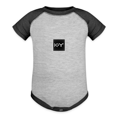 Kundan - Contrast Baby Bodysuit