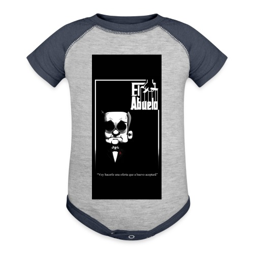 case5iphone5 - Baseball Baby Bodysuit