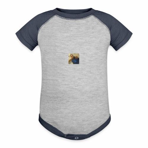 IMG 20161223 150745 - Contrast Baby Bodysuit