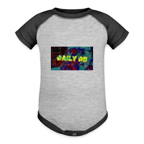 The DailyDB - Baseball Baby Bodysuit