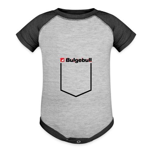 BULGEBULL POCKET - Baseball Baby Bodysuit