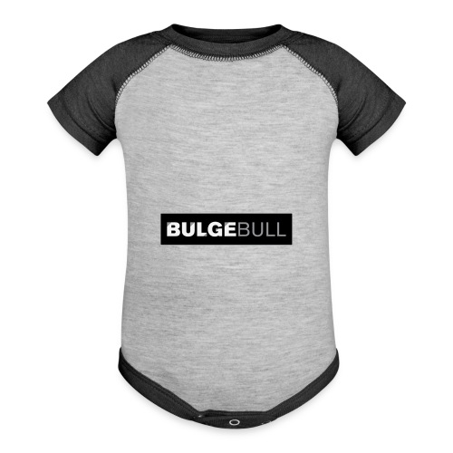 BULGEBULL TAGG - Baseball Baby Bodysuit