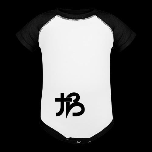 tb1 - Baseball Baby Bodysuit