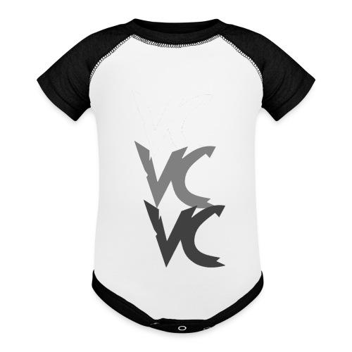 V3L0C1TY Logo Mugs & Drinkware - Baseball Baby Bodysuit