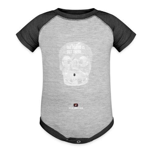 The Tooth is Out There! - Baseball Baby Bodysuit