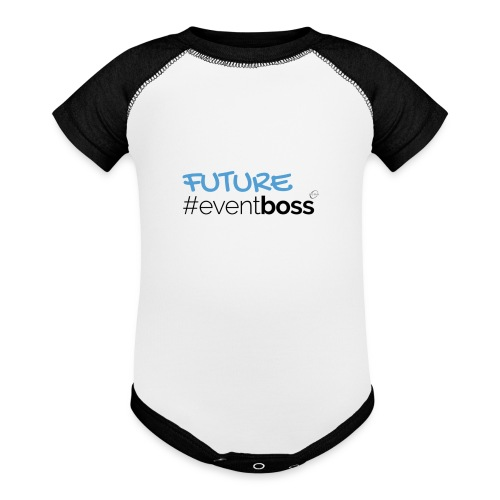 Future Event Boss - Baseball Baby Bodysuit