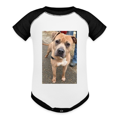 Brute Pup - Baseball Baby Bodysuit