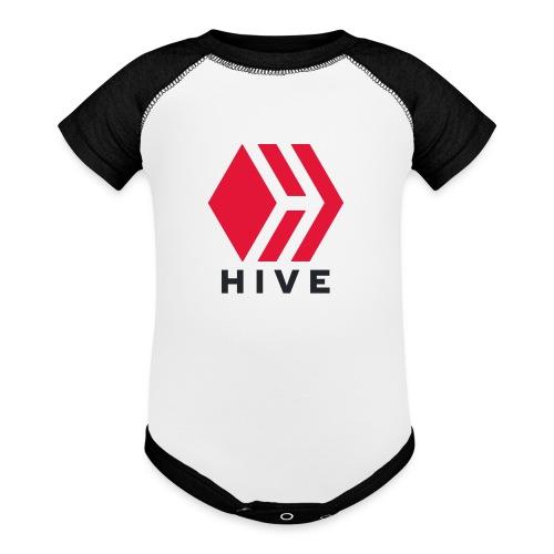 Hive Text - Baseball Baby Bodysuit