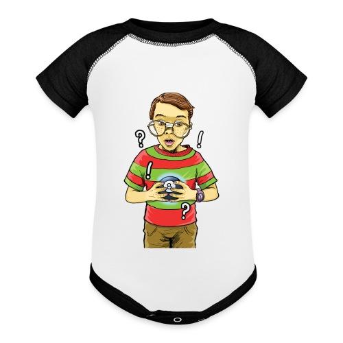 Waldo - Contrast Baby Bodysuit