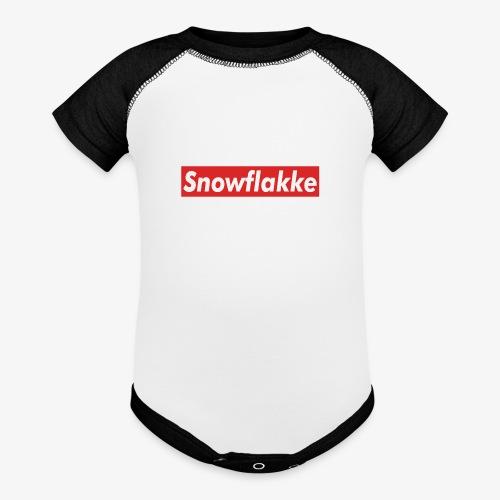 Snowpreme - Baseball Baby Bodysuit