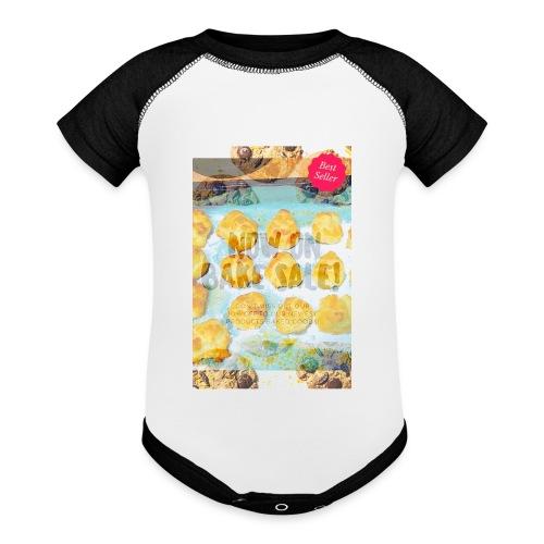 Best seller bake sale! - Baseball Baby Bodysuit