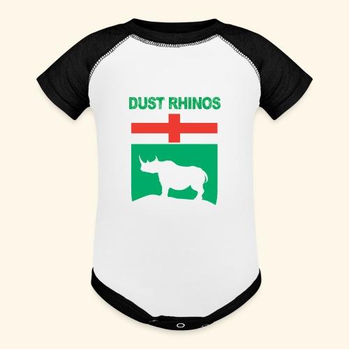 Manitoba Rhino - Baseball Baby Bodysuit