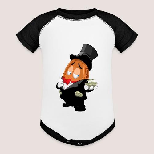 THE JACKPOT PENNY - Baseball Baby Bodysuit