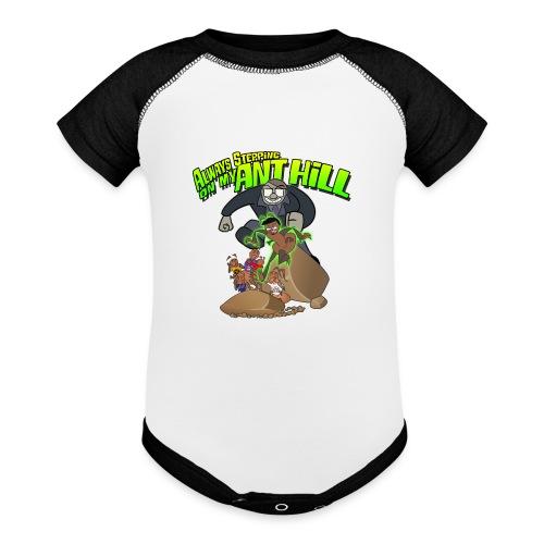 Ant Bully - Baseball Baby Bodysuit