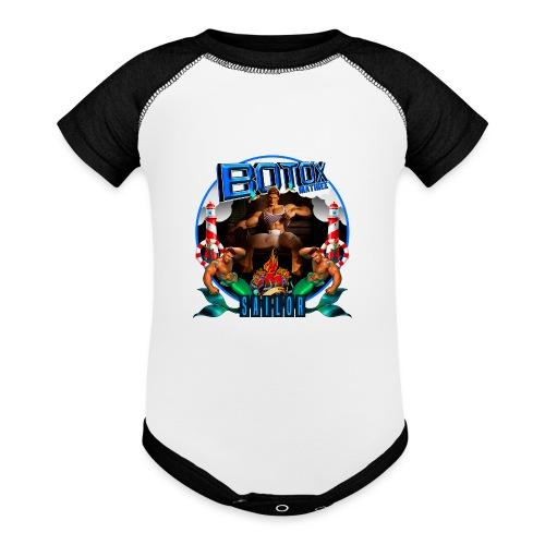 BOTOX MATINEE SAILOR T-SHIRT - Baseball Baby Bodysuit