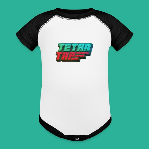 Tetra Tap - Baseball Baby Bodysuit