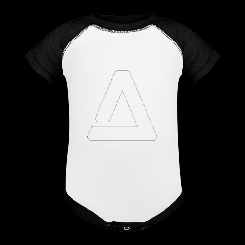 logo - Baseball Baby Bodysuit
