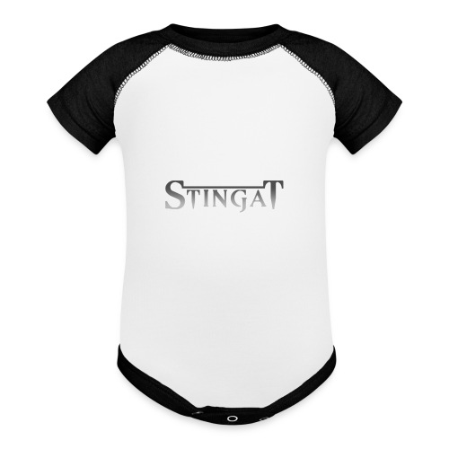 Stinga T LOGO - Baseball Baby Bodysuit