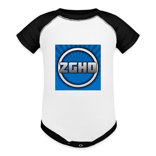 ZedGamesHD - Contrast Baby Bodysuit