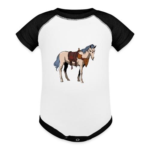 Useless the Horse png - Baseball Baby Bodysuit