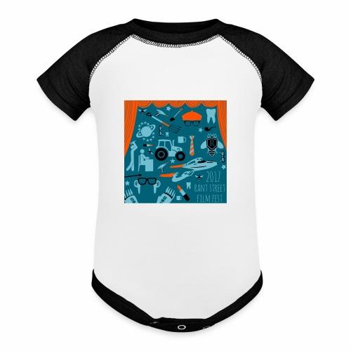 Rant Street Swag - Baseball Baby Bodysuit