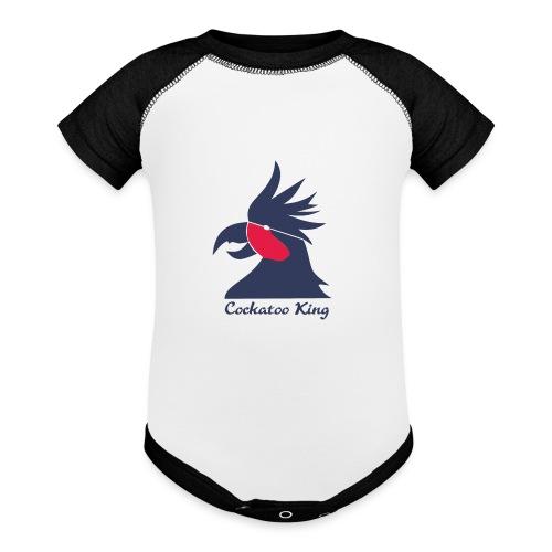 Cockatoo Logo - Contrast Baby Bodysuit