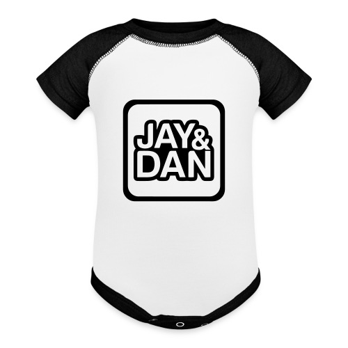 Jay and Dan Baby & Toddler Shirts - Baseball Baby Bodysuit