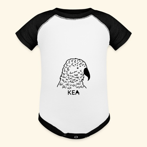 kea - Baseball Baby Bodysuit