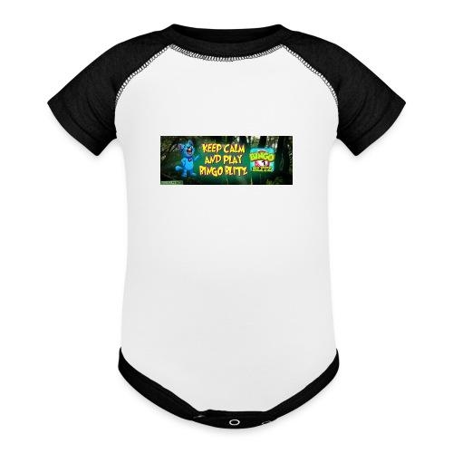 KDMYBANNER1 - Contrast Baby Bodysuit