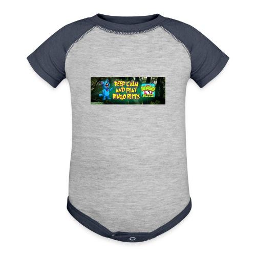 KDMYBANNER1 - Baseball Baby Bodysuit