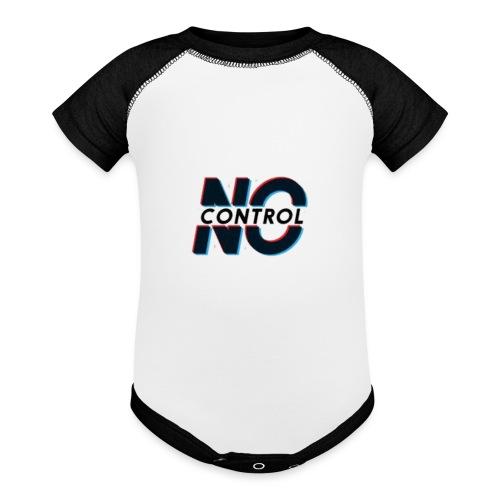 No Control - Contrast Baby Bodysuit