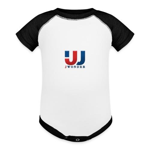jwonder brand - Contrast Baby Bodysuit
