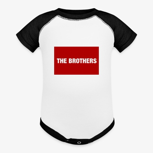 The Brothers - Baseball Baby Bodysuit
