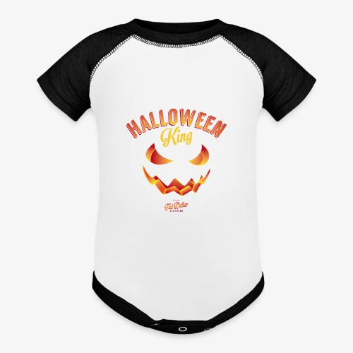 Halloween King - Baseball Baby Bodysuit