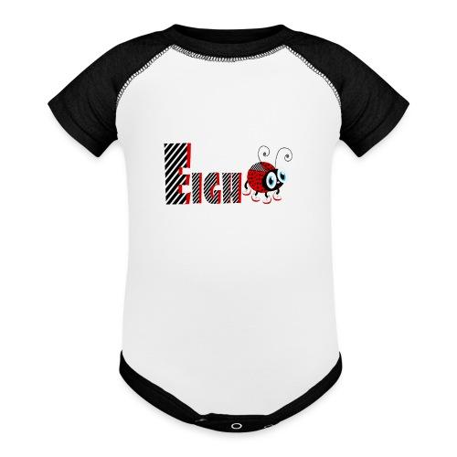 8nd Year Family Ladybug T-Shirts Gifts Daughter - Baseball Baby Bodysuit
