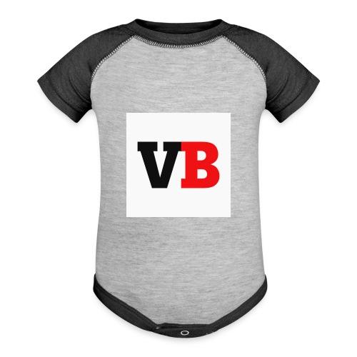 Vanzy boy - Baseball Baby Bodysuit